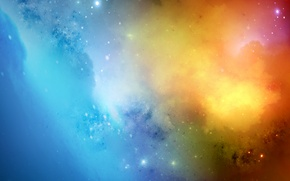 Picture stars, light, planet, Space, space, stars, nebula, planets