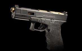 Picture gun, background, Vorsteiner, G17, FIX