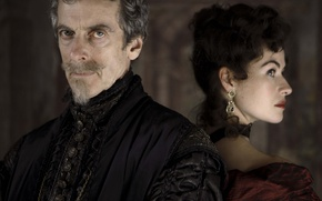 Wallpaper The series, The Musketeers, The Musketeers, Peter Capaldi, Maimie McCoy, Milady, Cardinal Richelieu