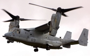 Picture aviation, weapons, V22 Osprey