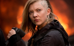 Picture Cressida, Natalie Dormer, The Hunger Games:Mockingjay, The hunger games:mockingjay, Part-1