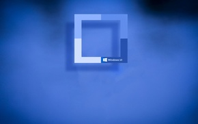 Picture Windows, Logo, Start