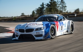 Picture BMW, Race, Front, GT3, Day, DTM, Track
