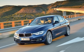 Picture BMW, BMW, The front, Sport Line, 2015, 340i