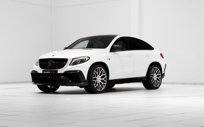 Picture Mercedes-Benz, Brabus, Mercedes, AMG, Coupe, AMG, 2015, C292, GLE-Class, Bacchus