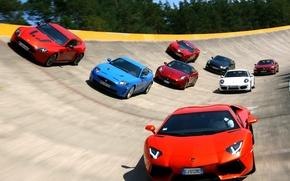 Picture 2012, Cars, Porsche 911, AMG, Wallpapers, New, Supercars, Ferrari California, Jaguar XKR-S, Automobiles, Chevrolet Camaro …