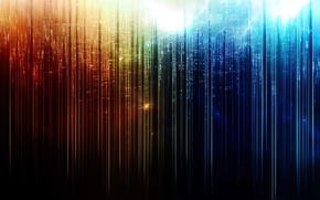 Wallpaper abstraction, wall, color abstract, 1920x1080