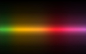 Wallpaper rainbow, rainbow, colorful, abstraction