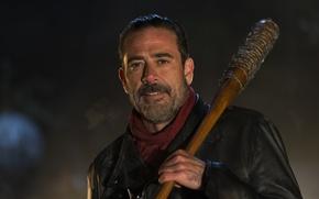 Picture Jeffrey Dean Morgan, The Walking Dead, The walking dead, Season 6, Negan