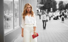 Picture summer, look, style, handbag, beauty