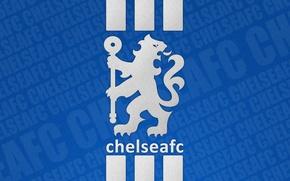Picture logo, Blues, Champions, Chelsea FC, Chelsea FC