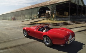 Picture Roadster, Shelby, Cobra, Shelby, Cobra, 1966, 427, MkIII, AC Cars