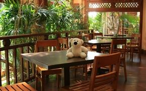 Picture travel, stay, Wallpaper, interior, Thailand, the hotel, veranda