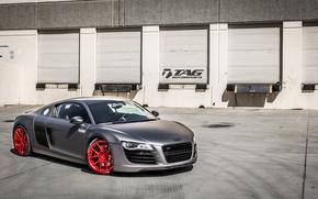 Picture Audi, Competition, VS52, R8