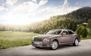 Picture Bentley, Bentley, Mulsanne, mulsan