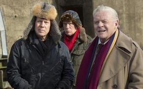Picture photo, Bruce Willis, Bruce Willis, actors, men, Anthony Hopkins, Anthony Hopkins, John Malkovich, John Malkovich, …