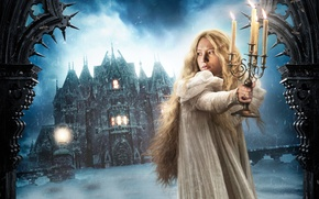 Picture cinema, fire, horror, sky, long hair, woman, cloud, snow, movie, ring, blonde, film, yuki, actress, …