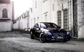 Picture Mercedes-Benz, Mercedes, AMG, C-Class, Benz, W205, Lorinser