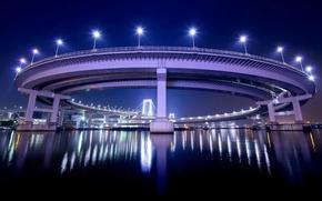 Picture lights, Japan, Tokyo