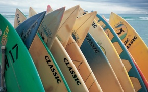 Picture BACKGROUND, SEA, The OCEAN, EXTREME, STAY, SURFING, BOARD, A NUMBER