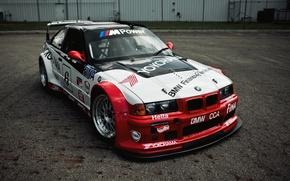 Picture BMW, sport, E36, gts-2