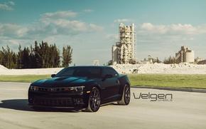 Picture Chevrolet, Camaro, Wheels, &, VMB8, Velgen, 20x10.5, 20x9