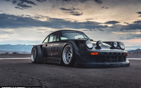Wallpaper NFS Porsche 964, Bisimoto-tuned, Spirit of 147, Porsche, 911