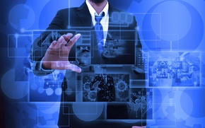 Picture scheme, technology, business