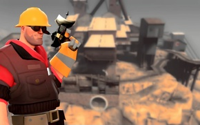 Picture team fortress 2, tf2, engineer, TF2