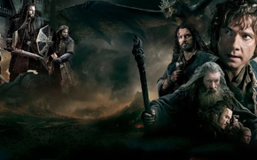 Wallpaper cinema, sword, movie, ken, The Lord of the Rings, blade, dragon, Gandalf, Ian McKellen, The ...