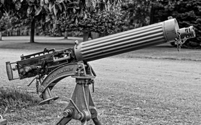 """Picture weapons, machine gun, heavy, easel, Vickers, """"Vikkers"""""""