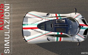 Picture car, racing, assetto corsa