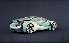 Picture BMW, the concept car, Vision