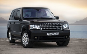 Picture Jeep, Range Rover, Car, Car, SUV, SUV