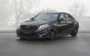Picture Mercedes-Benz, AMG, Mansory, S 63, 2014, W222