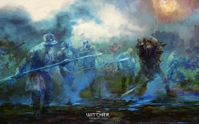 Picture art, the witcher 2, assassins of kings, the Witcher 2, assassins of kings