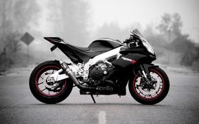 Picture road, Moto, motorcycle, bike, moto, Aprilia