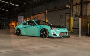 Picture green, toyota