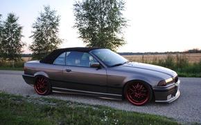 Picture BMW, coupe, E36, CABRIO