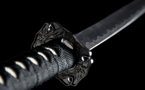Picture Japan, sword, Katana, Katana, arm, Tsuba