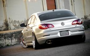 Picture tuning, volkswagen, tuning, Volkswagen