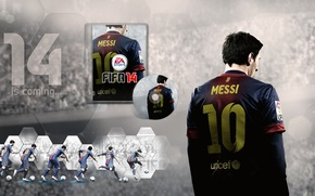 Picture games, spain, Football, barcelona, Messi, FIFA
