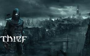 Picture the city, Square Enix, Thief, Garrett, Eidos Montreal, Thief