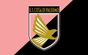Picture football club, Series A, Palermo, Palermo, Pink-black