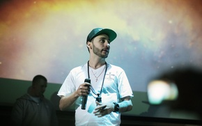 Picture Russian Hip-Hop, Black Star, ex. Marselle, The One, Levan Gorozia