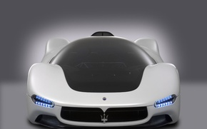Wallpaper Pininfarina Birdcage, Concept, Maserati