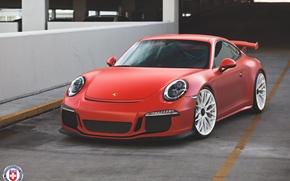 Picture Porsche, GT3, 991, HRE, P200