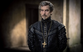 Picture Peter Capaldi, Cardinal Richelie, The series, The Musketeers, The Musketeers