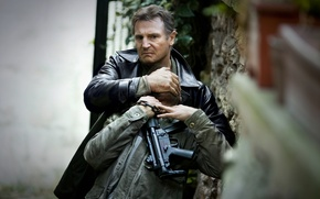 Picture Liam Neeson, Taken, Hostage