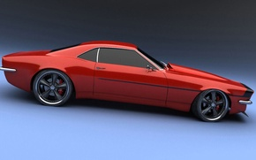 Picture machine, car, Camaro, Concept-SS